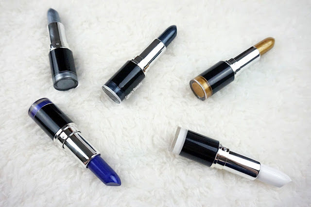 Dino's Beauty Diary - STAR WARS LIPSTICKS?! - Freedom Makeup 'Far Away' Collection