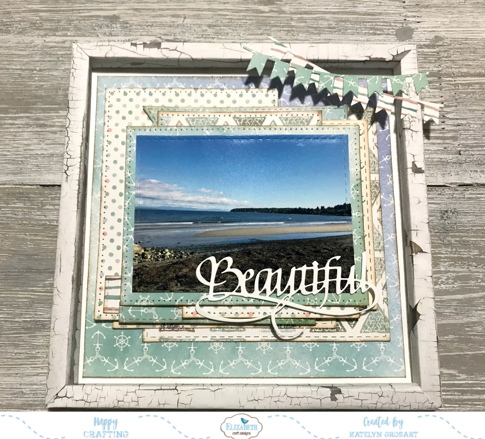 A Creative Journey: Beautiful Frame - Designer Challenge