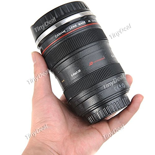 Camera Lens Style EF 24-105mm Lens Coffee Mug6
