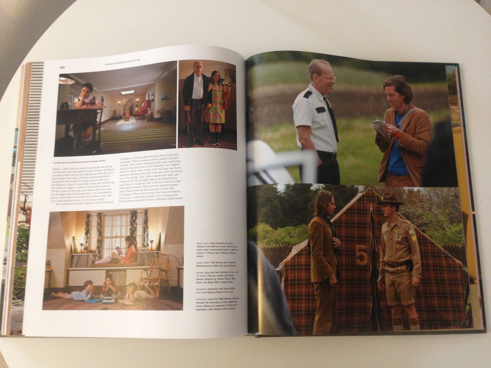 Wes Anderson Coffee Table Book.Books For My Non Existent Coffee Table M M
