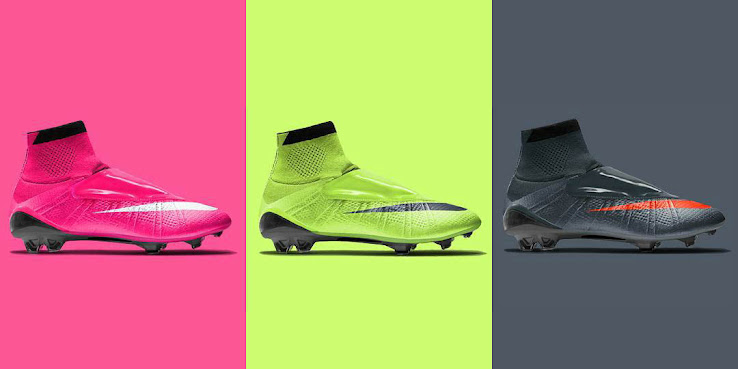 brand new 8d13c 37d7b Swoosh Customs merges the cutting-edge Nike Mercurial Superfly Boots and  the Nike Mercurial Vapor SL to create an awesome collection of Nike  Mercurial ...