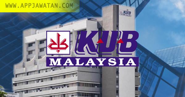 Jawatan Kosong di KUB Malaysia Berhad