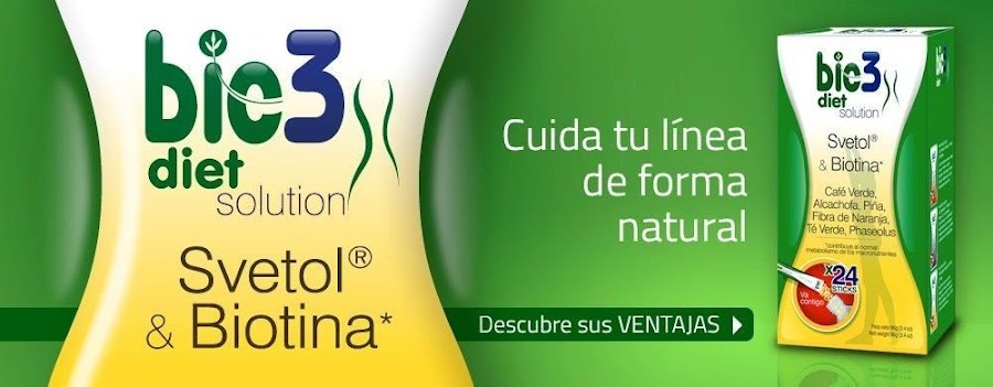 bio3 diet solution combate retencion de liquidos
