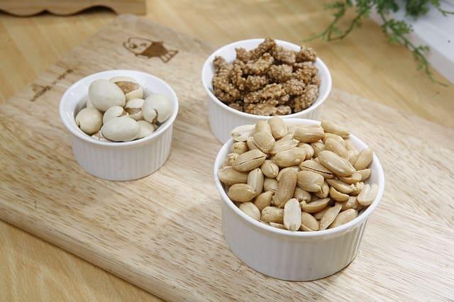 Konsumsi kacang-kacangan, jangan sepelekan makanan saat mual