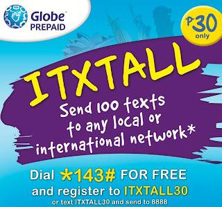 Globe ITXTALL30