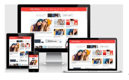 9 template blog khusus bagi yang ingin membuat blog berita