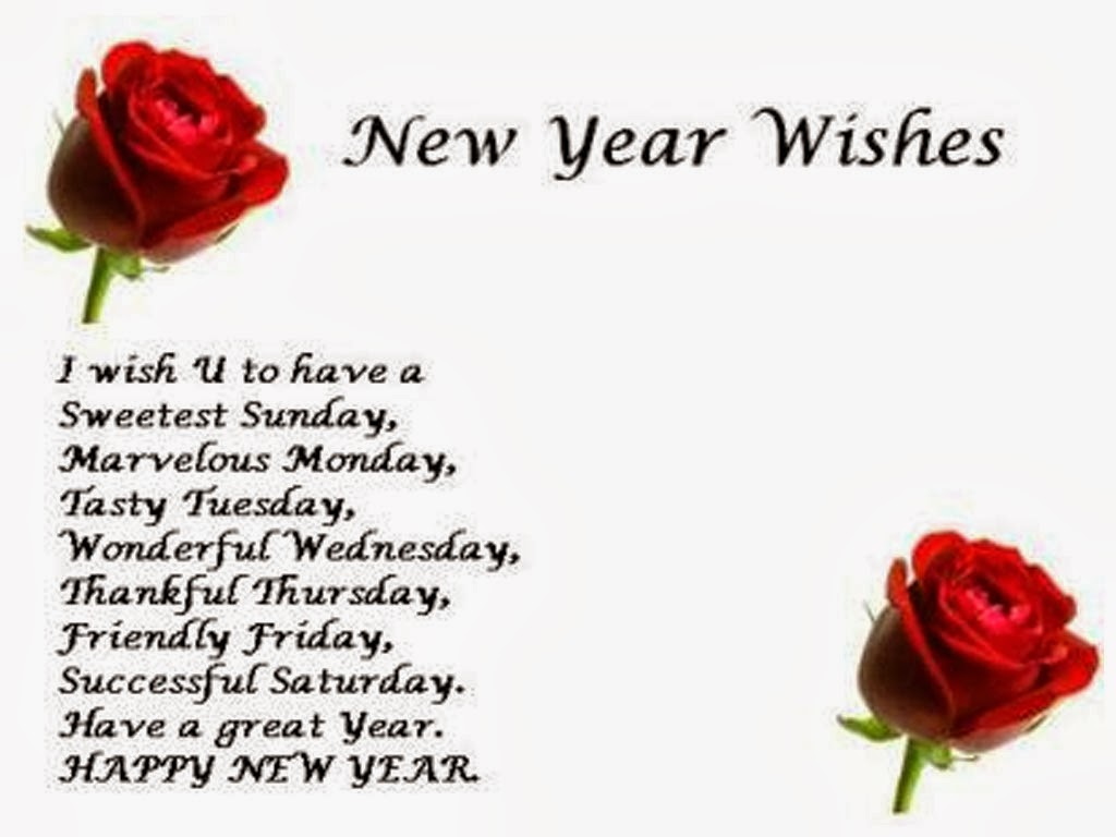 New Year Wishes Free Happy New Year Wishes