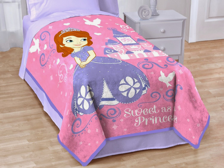 Bedroom Decor Ideas And Designs: Top Eight Princess Sofia