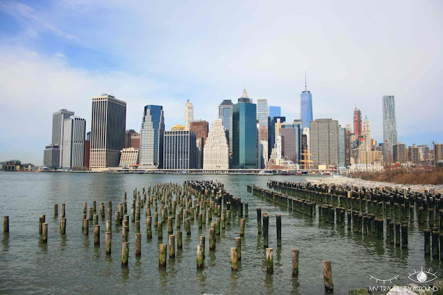 My Travel Background : Une semaine à New York - Brooklyn Heights Promenade