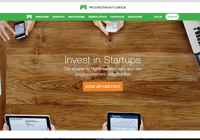 MicroVentures connects accredited investors with startups