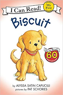 Biscuit Early Reader Book