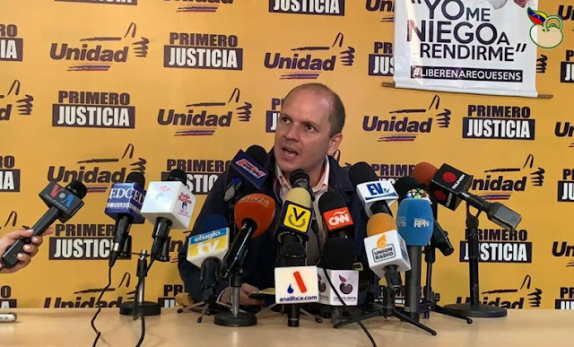 Primero Justicia calificó de «victoria para Venezuela» reciente declaración del Grupo de Lima