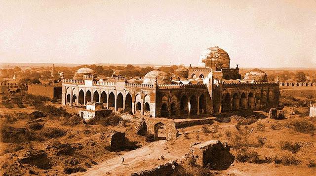 bangunan kuno sejarah peradan islam
