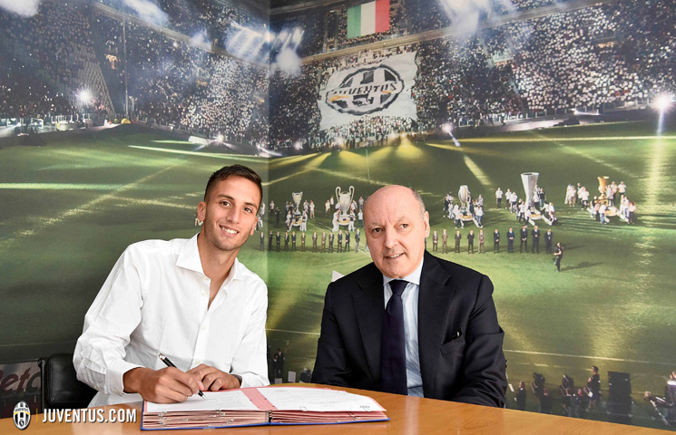 Zvanično: Rodrigo Bentancur potpisao ugovor sa Juventusom