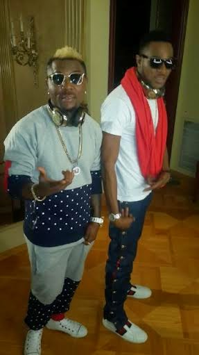 5 What? Oritsefemi shows off penis.