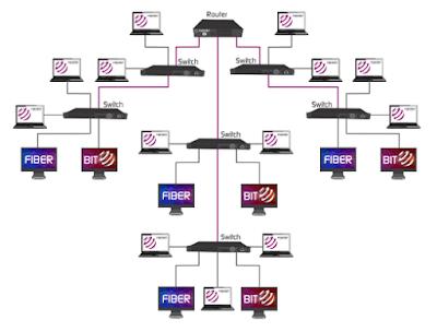 Cara Kerja Backbone dalam Jaringan
