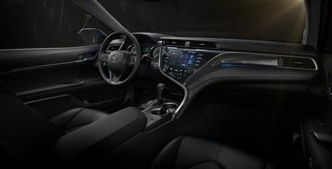 2021 toyota camry xse v6 sedan review 2017