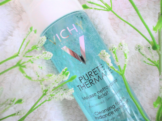 review mousse vichy