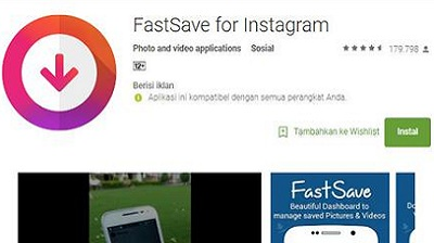 Cara Download Gambar Video Di Instagram Android Tanpa Root