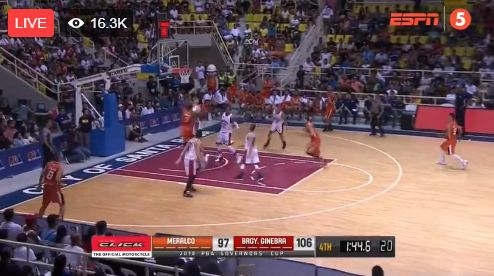 Video Playlist: Meralco vs Ginebra game replay 2018 PBA Governors' Cup