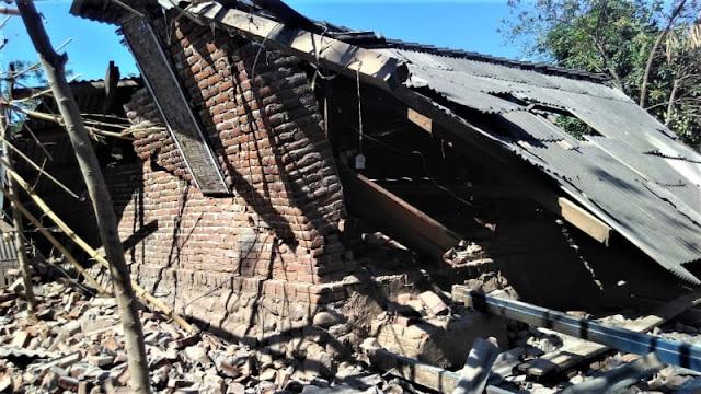 4 Orang Meninggal Dunia Akibat Gempa 6,9 M yang Guncang Lombok