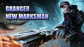 Granger di Mobile Legends, Spesifiksi Skill