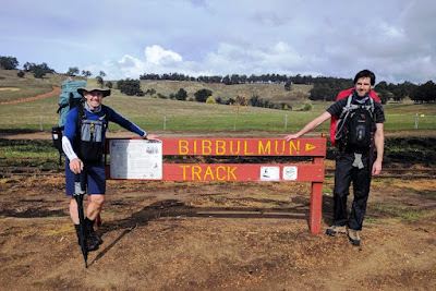 Adventuring off on the Bibbulmun Track - Mumballup to Collie