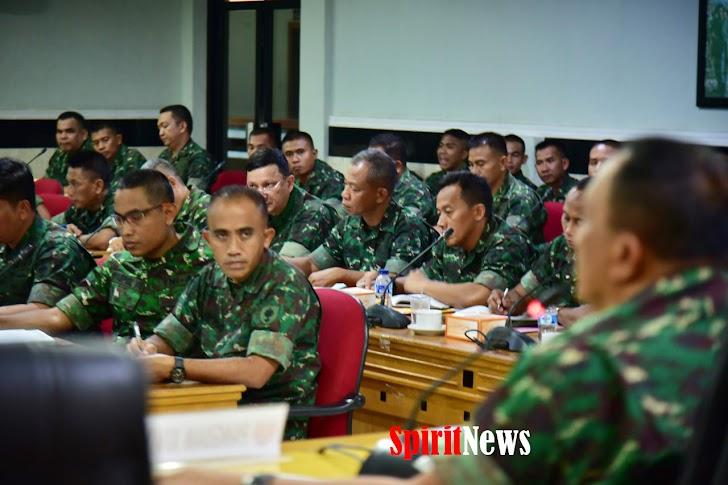Pangdam Hsn, Menegaskan TNI Harus Netral Dalam Pilkada