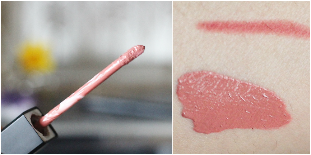 sleek matte me in birthday suit review swatch
