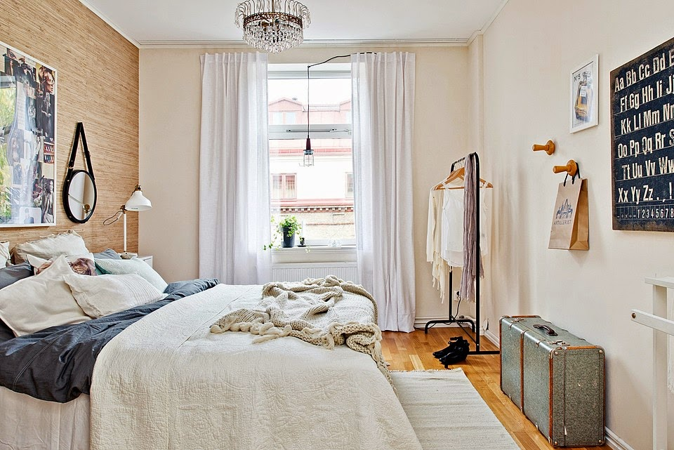 Trendesso krasny skandinavsky byt so sarmom beautiful scandinavian apartment with the charm - Scandinavian homes the charm of the north ...