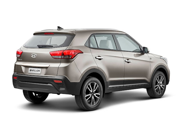 Hyundai Creta 2019 1 Million
