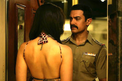 Aamir Khan as Inspector Surjan Singh Sekhawat, Kareena Kapoor as Rosie, prostitute, Directed by Reema Kagti