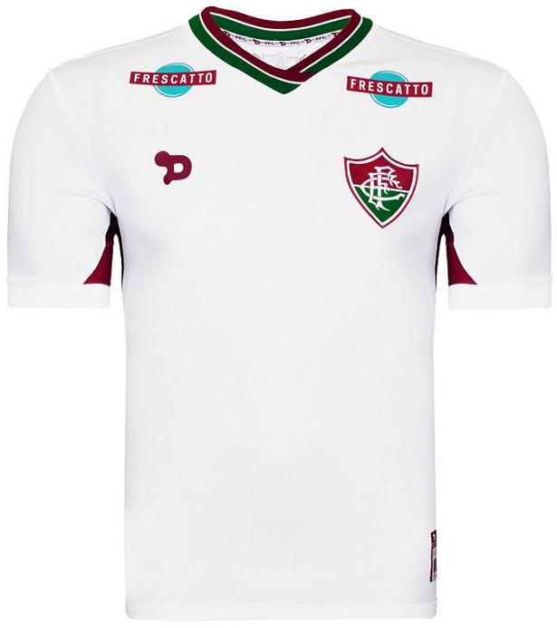 0a13a61e6f Dryworld apresenta as novas camisas do Fluminense - Show de Camisas