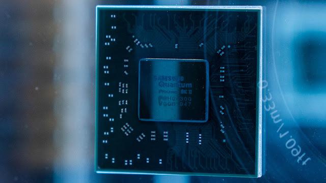 三星今年新款的 Quantum Processor 8K 影像處理器