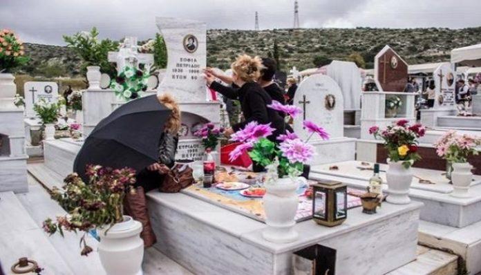 Γιατί Ανάβουν Κεριά Και Καντήλι Στους Τάφους Των Νεκρών;