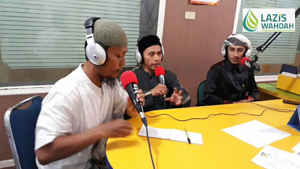 Bersama Dakta, LAZIS Wahdah Menyapa Umat