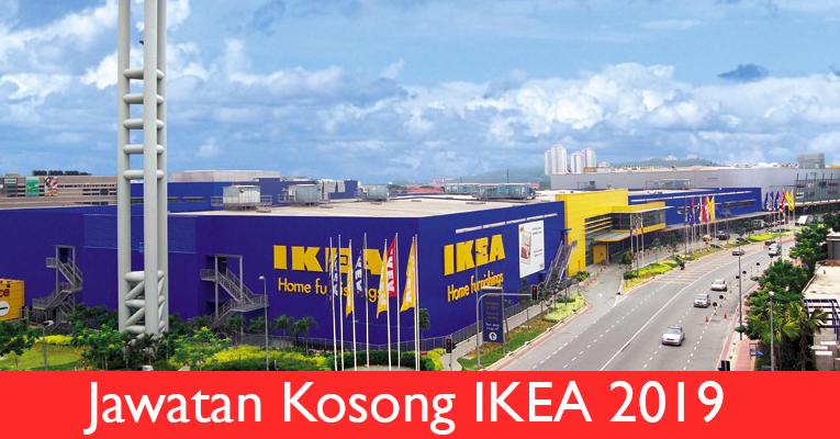 Jawatan Kosong di IKEA 2019