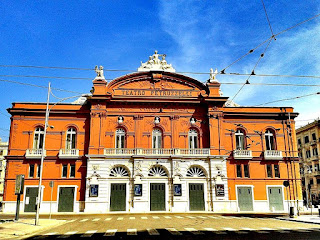 The Teatro Petruzzelli was once one of Italy's leading theatres and opera houses