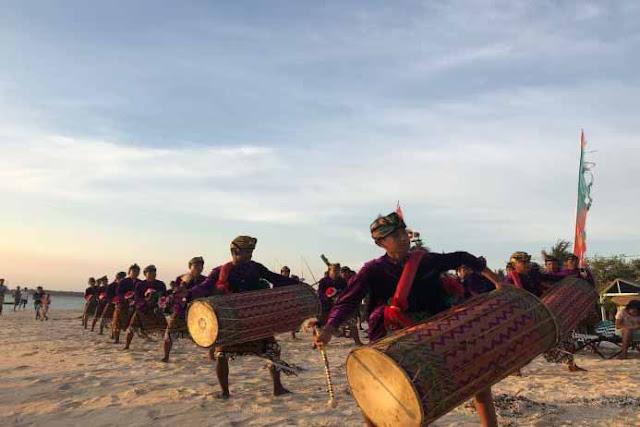Gendang Beleq Sasak Lombok