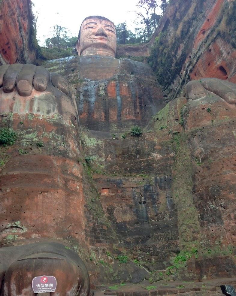 le shan grand buddha