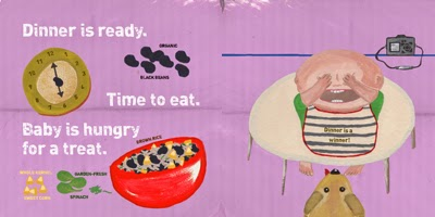 Baby Beards! - Picture Book and Memory Book for Little Eaters!