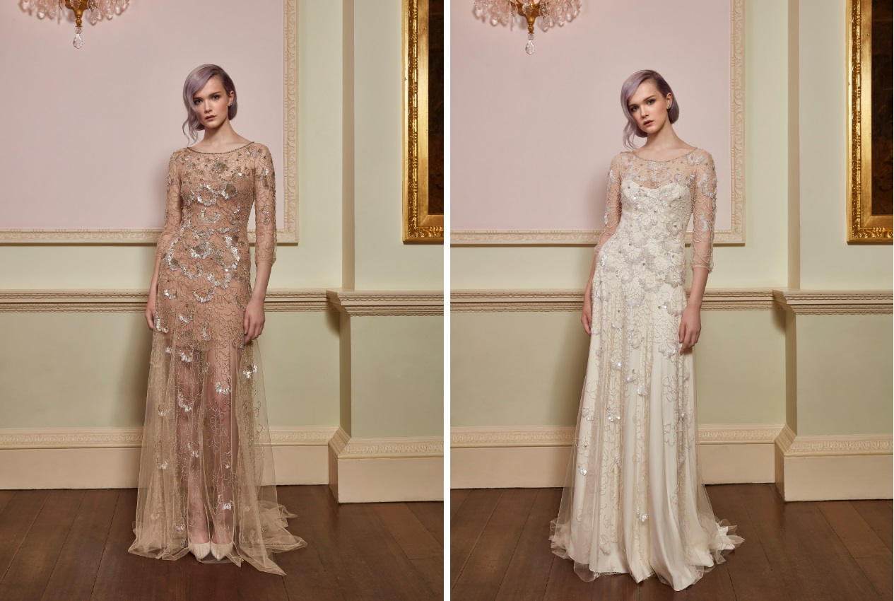 Jenny Packham   2018 Bridal Collection  