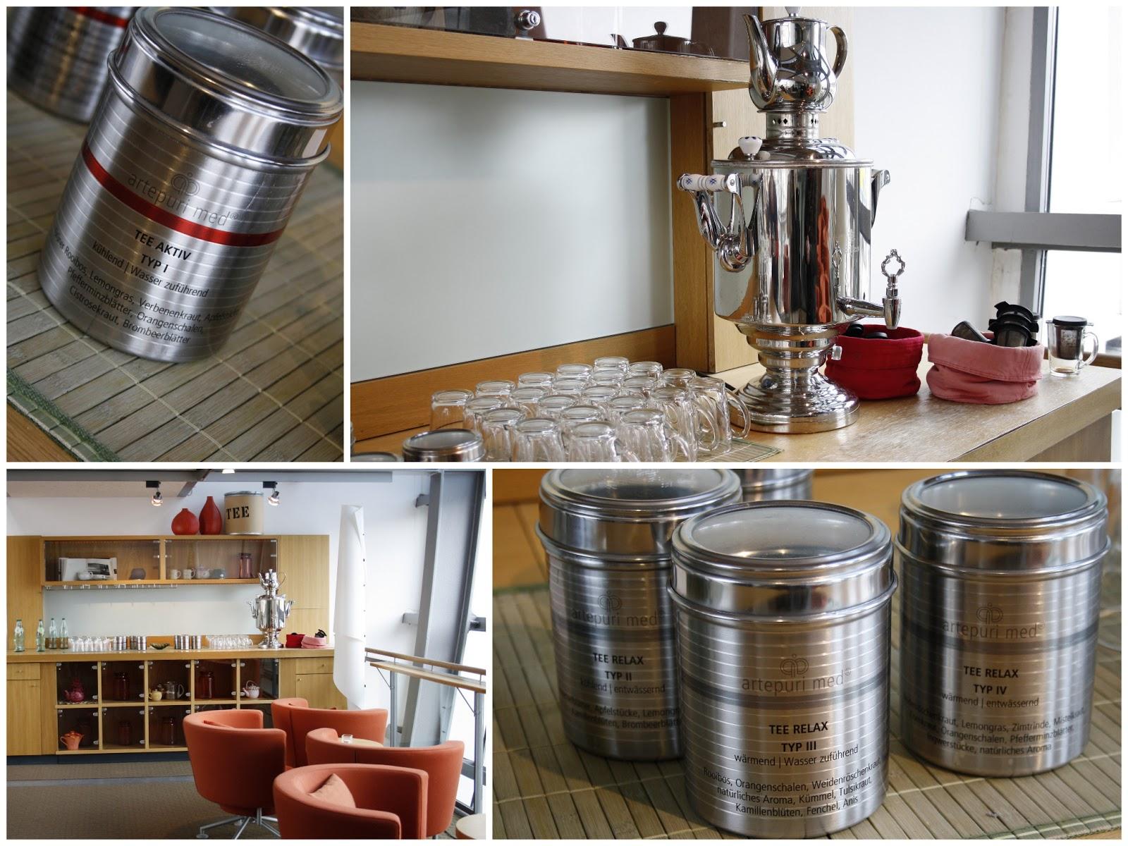 artepuri hotel meerSinn Binz Teebar