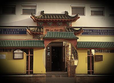 Chinese restaurant Budapest