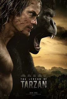 Download Film The Legend of Tarzan (2016) BluRay 720p Subtitle Indonesia