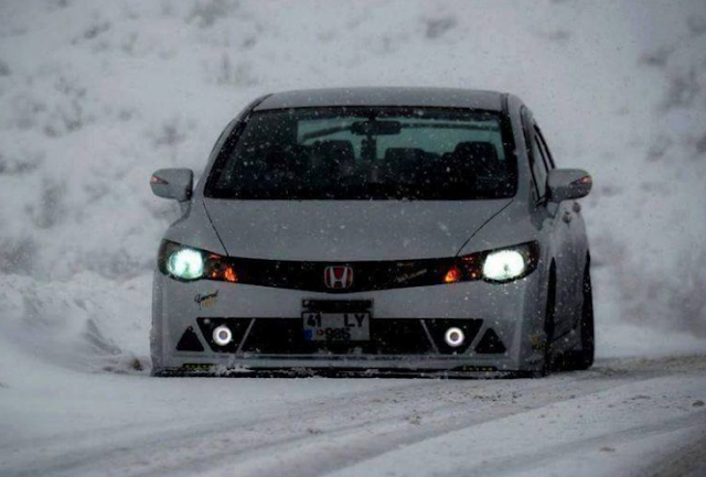 Honda Civic Modified