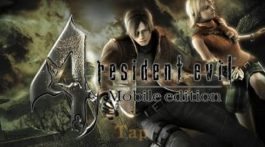 Download Game Resident Evil 4 Apk + Data Android