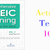 Listening Comprehensive TOEIC Training - Actual Test 10