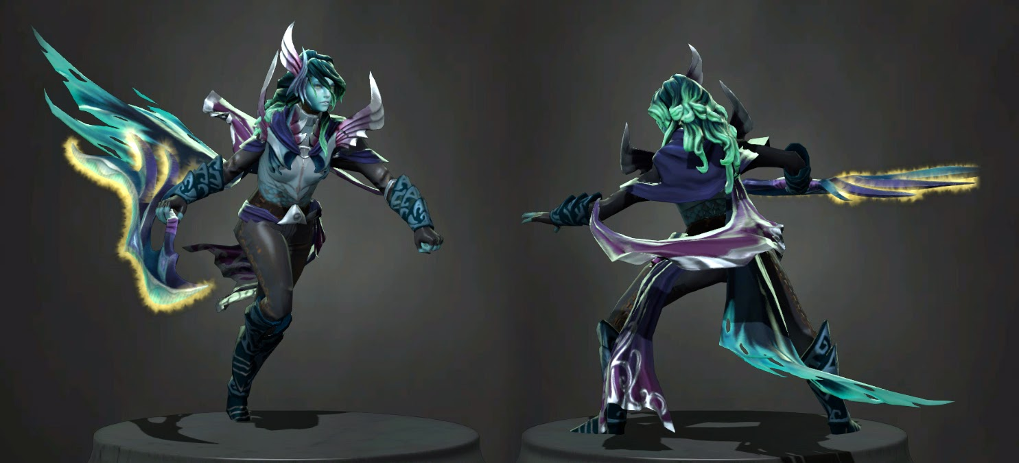 Echoes Aria - A set for EternaLEnVy | Anuxi's DOTA2 items