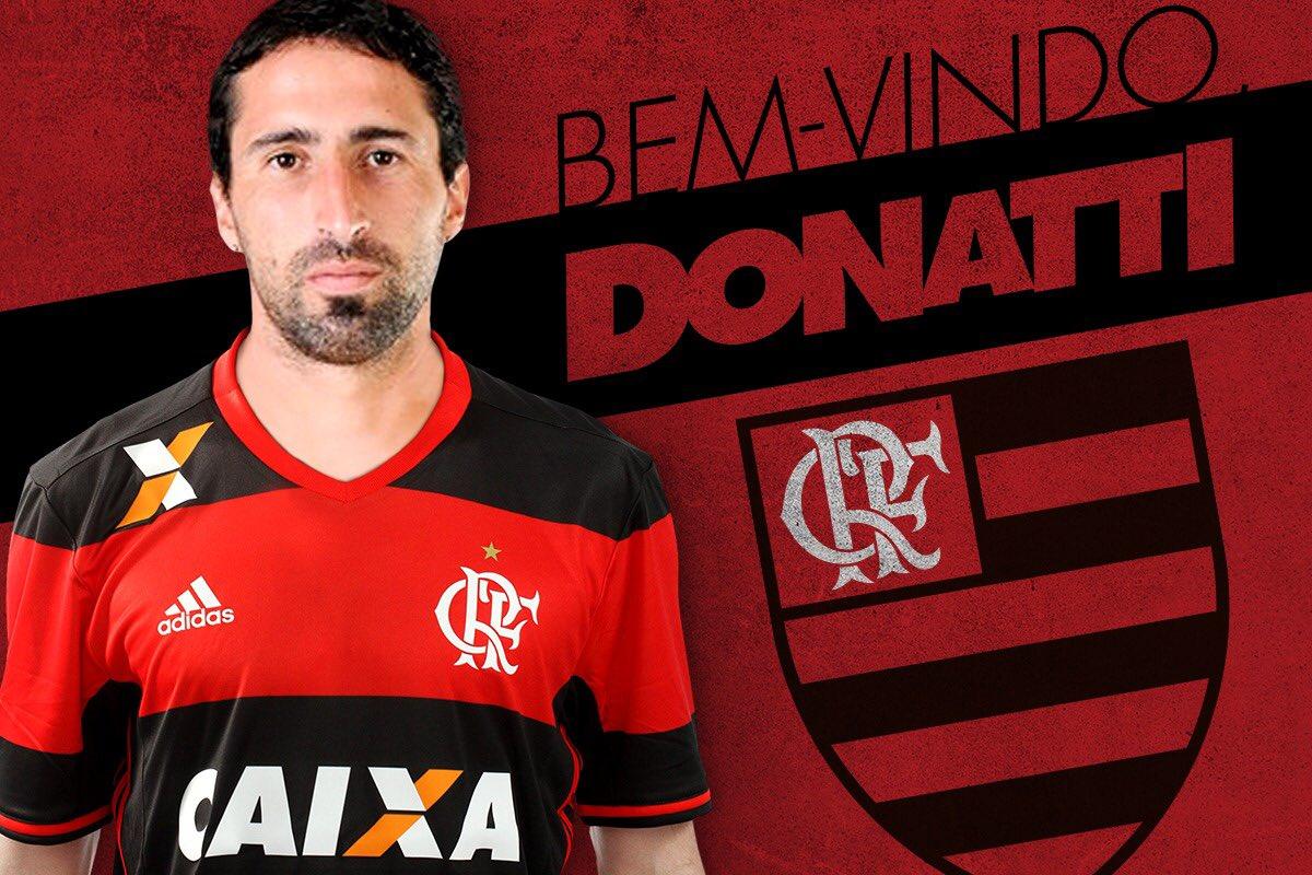 9271db4363413 Aleluia! Flamengo confirma contratação de Alejandro Donatti ...